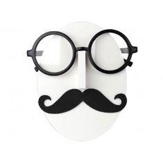 Mr. Musta Glasses Holder