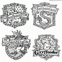 Harry Potter Malvorlagen Harry Potter Vorlagen Harry Potter