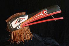 Native American Wood Masks by bear.creek.lumber, via Flickr