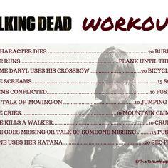 The Walking Dead Workout