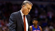 Holy crap, D'Antoni Out??