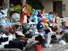 Furry Get-Together