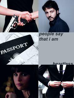 Rebelcaptain AU spy / secret agent