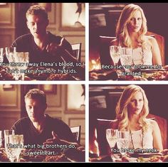 Klaus & Rebekah.  *sigh* I wish I had a brother or sister.