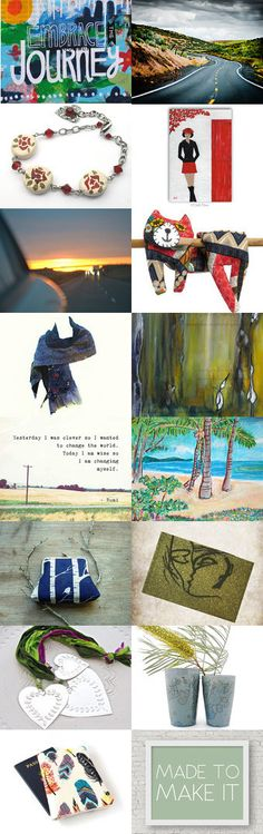 The long and winding road by Anna Cull on Etsy--Pinned+with+TreasuryPin.com