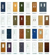 Image result for puerta de pvc exterior