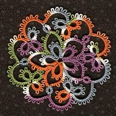 Tatted Flower MedallionThis site has free patterns