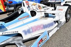 the 1989 themed race car for this year's Formula 1 United States Grand Prix! awesome.