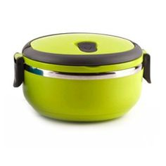 Sealing Compartment Stainless Steel Circle Design Convenient Bento Lunch Box for Kids and Adults (1 Layer, Green) XYShoP,http://www.amazon.com/dp/B00GL4FIXI/ref=cm_sw_r_pi_dp_snLAtb17JJ2JSTTP