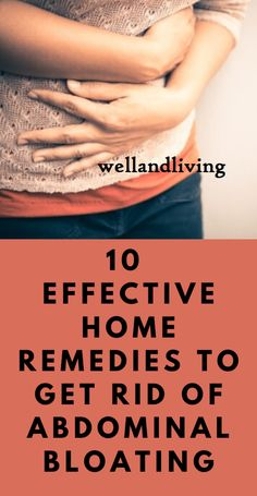 Do you want to get rid of stomach bloating? We have come up with natural home remedies to help you get rid of abdominal bloating fast. Home Remedies For Bloating, Home Remedies For Gas, Gas Remedies, Stomach Remedies, Holistic Remedies, Health Remedies, Natural Remedies