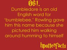 HP facts <3