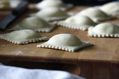 Homemade Ravioli photo