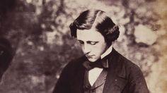 Lewis Carroll (Charles Lutwidge Dodgson), author of Alice's Adventures in Wonderland. Photograph portrait © National Portrait Gallery, London.