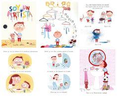 ¿Pintamos? 4 libros infantiles sobre la magia de los colores