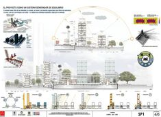 3er. Puesto. Concurso Plaza de la Hoja. David Delgado Arquitectos. Plancha 4/6. Plaza, Taj Mahal, Building, Travel, David, Pageants, Leaves, Architects, Viajes