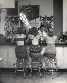 vintagephoto: 1948 Alantic City - photo by Nina Leen