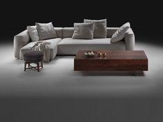 master bedroom // sitting area NEW ENTRY IMM COLOGNE 2015   News   FLEXFORM   EN