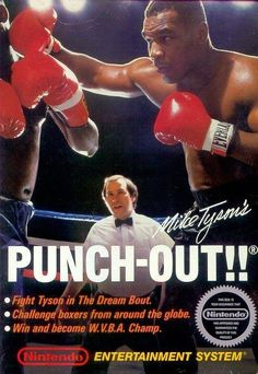 Mike Tyson's Punch-Out!! for Nintendo