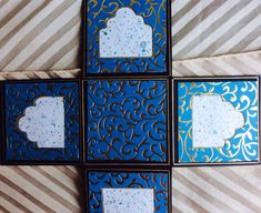 """Kerala"" box, outer layer"