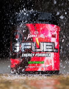 Gamma Labs G Fuel Dietary Supplement, Blue Ice, 280 Gram * CHECK ...