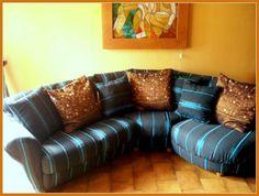 Sartoria Mariella Online: RICICLARE :Vecchio  divano / NUOVO DIVANO