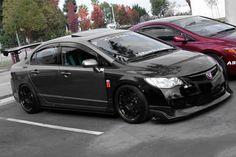 2008 honda civic coupe customized