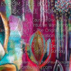Photo taken by @florabowley on Instagram, pinned via the InstaPin iOS App! (09/15/2014) #bloomtruebootcamp