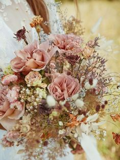 Fresh Flowers, Dried Flowers, Floral Crown, Rose Bouquet, Carnations, Big Day, Wedding Bouquets, Marie, Floral Wreath