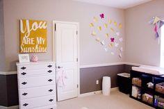 DIY Cute Nursery For Baby Mirra