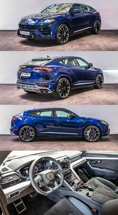 Lamborghini URUS on 23 inch rims - Auto - Cars Luxury Sports Cars, Top Luxury Cars, New Sports Cars, Luxury Suv, Sport Cars, Lamborghini Cars, Bugatti, Ferrari, Subaru