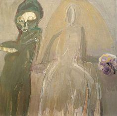 Eva Hesse, Untitled, 1960