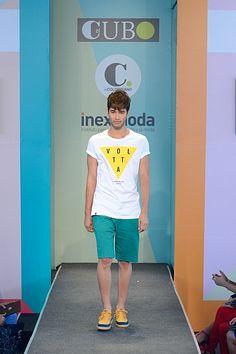 Pasarela de Voltta en Colombiamoda 2015, una de nuestras marcas. Tendencias en un solo lugar www.zolly.com.co