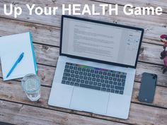 Up Your HEALTH Game eCourse. 6 weeks to healthy. #plantbased #wfpb #nooil