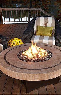 Oriflamme Sahara Fire Table.