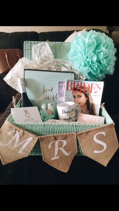 DIY your Christmas gifts this year with 925 sterling silver photo charms from GLAMULET. they are 100% compatible with Pandora bracelets. Engagement gift basket for the bride to be