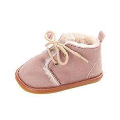 Oferta: 3.78€. Comprar Ofertas de Zapatos Bebé,Xinantime Botas de Nieve para Niños Niñas Invierno Calientes (17, Marrón) barato. ¡Mira las ofertas!