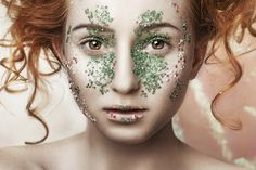 Nadia Bellone 'The Sprayht' #Makeup #MUA #Makeupartist #beautiful #eyes #lips #sparkle #glitter