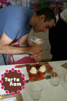 Taller cupcakes 10 agosto