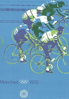 vintage Olympic Poster Cycling - Google Search