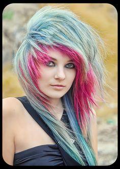 Wild hair!