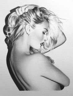 Candice Swanepoel | Drawing