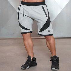 NEW Summer Mens Shorts Sporgymt Casual Short clothing boys Shorts Men Jogger Trousers Knee Length Shorts