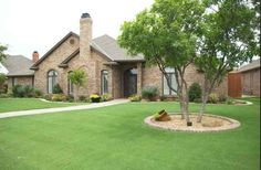 This large (3789 sq. ft.) one story home has curve appeal with lots of grass, 2 growing trees.  A must see beautiful, updated/remodeled home with 4 bedrooms, 3 bathrooms, pool and spa.   Offered at: $399,900  5110 96th St Lubbock, TX 79424  MLS Number: 9995357