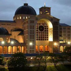 Basílica Nacional de Aparecida, Brasil