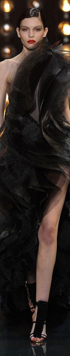 ALEXANDRE VAUTHIER S/S 2014 Couture