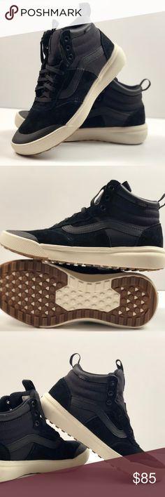 444921e973 Vans UltraRande Hi MTE Black Sneakers. Vans UltraRande Hi MTE Black  Sneakers. Condition