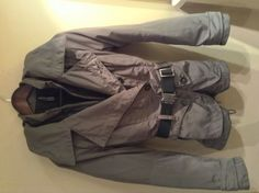 Available @ TrendTrunk.com Marc Cain 2 layer khaki jackets. By Marc Cain. Only $358!