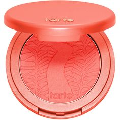 tarte Amazonian Clay 12-Hour Blush (1,730 INR) ❤ liked on Polyvore featuring beauty products, makeup, cheek makeup, blush, beauty, 34. foundation & blush., face makeup, filler, tarte blush and tarte