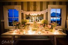 Our unbelievable wedding reception at Bramon Wine Estate - Plettenberg Bay, South Africa. Dessert table with our wedding cake made of macaroons! Wedding Reception, Our Wedding, Everlasting Love, Christen, Macaroons, Dessert Table, How To Make Cake, South Africa, Wedding Cakes