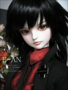 Yinyit's Blog: My Dream of Doll~ E-AN~♥